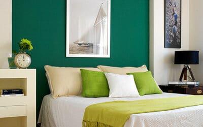 Ventajas de tener el color verde en las paredes