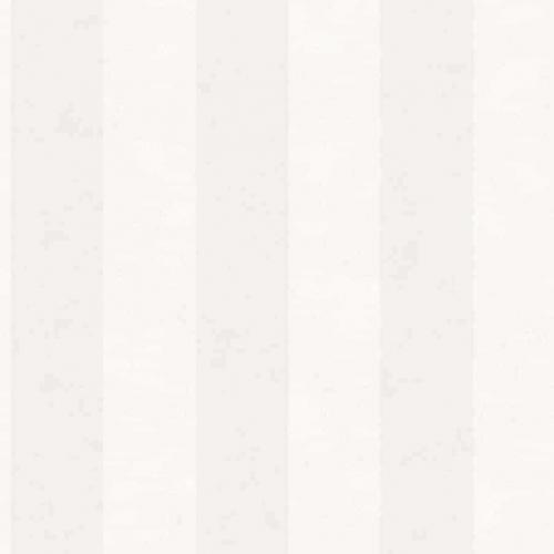 Papel pintado estilo rayas en gris sobre fondo blanco Chalk Stripe 6869
