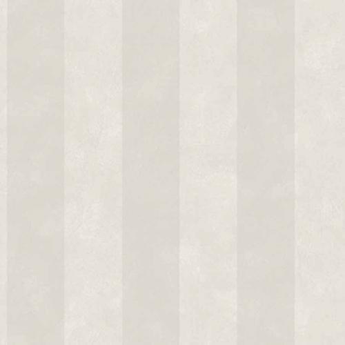 Papel pintado estilo rayas en gris y beige Chalk Stripe 6870