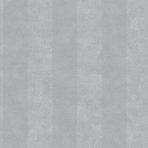 Papel pintado estilo rayas en gris azulado Chalk Stripe 6872