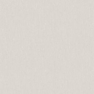 Papel pintado estilo rayas en beige sobre fondo blanco Harvest Stripe 6851