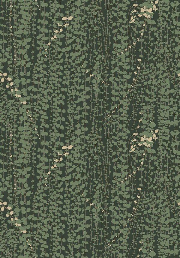 Papeles pintados de estilo hojas, helecho, cactus