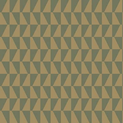 Papeles pintados de estilo geométrico