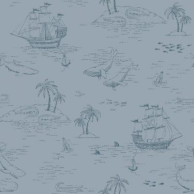 Papeles pintados mar y motivos marinos