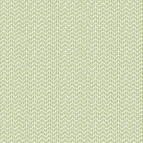 Papel pintado estilo geométrico color verde Limonaia Wave CY1550
