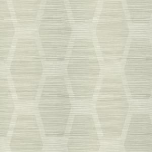 Papel pintado geométrico color beige sobre fondo beige claro Congas CY1573