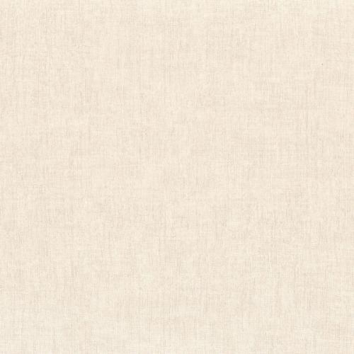 Papel pintado de estilo liso en color marfil Diola 75150100