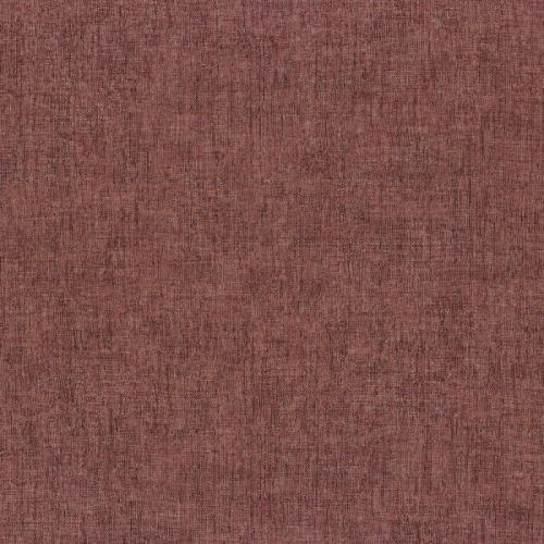 Papel pintado de estilo liso en color granate Diola 75151732