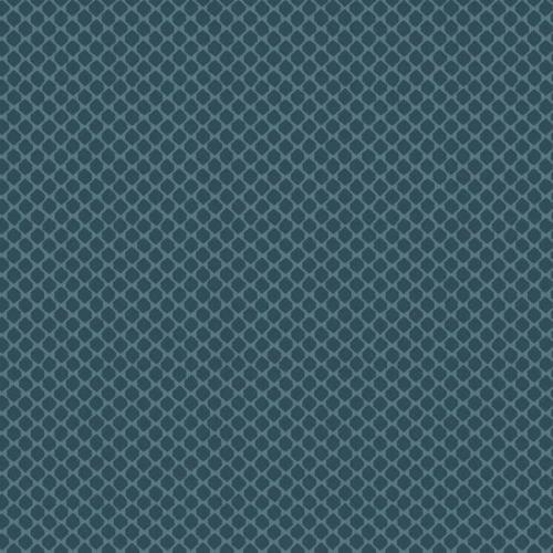 Papel pintado estilo dibujo pequeño en color azul sobre fondo azul Solarium Geo CY1531