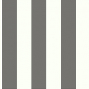 Papel pintado de estilo rayas en color gris 3″ SA9175