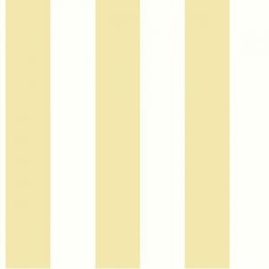 Papel pintado de estilo rayas en color amarillo 3″ SA9178