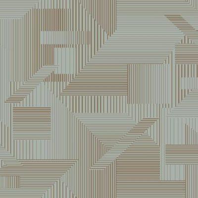 Papeles de estilo geométrico