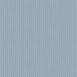 Papel pintado de estilo rayas en color azul New Ticking SR1592