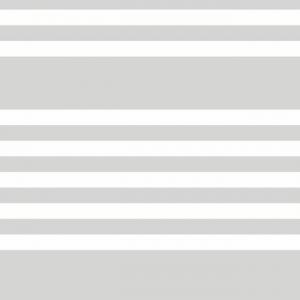 Papel pintado de estilo rayas en color gris-blanco Wide Scholarship SR1614