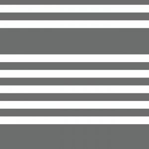 Papel pintado de estilo rayas en color gris oscuro-blanco Wide Scholarship SR1615