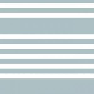 Papel pintado de estilo rayas en color azul claro-blanco Wide Scholarship SR1616