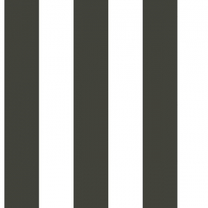 Papel pintado de estilo rayas en color negro 3″ ST5691
