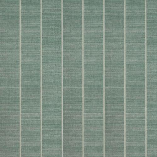 Papel pintado estilo rayas anchas rayas verticales en color verde Shoji Vinyl W7558-04