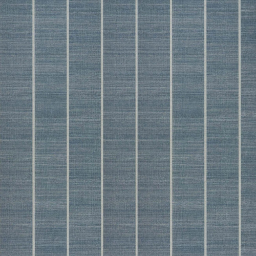 Papel pintado estilo rayas anchas rayas verticales en color azul Shoji Vinyl W7558-05