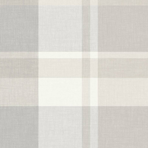 Papel pintado estilo cuadros en color gris claro Madaket EC81118