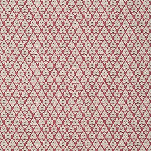 Papel pintado de estilo dibujo pequeño en color rojo Arboreta T10834