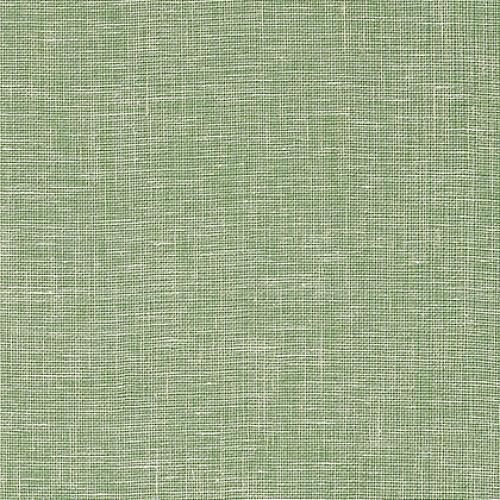 Papel pintado de estilo fibra natural liso en color verde Villa Garden Texture T10850