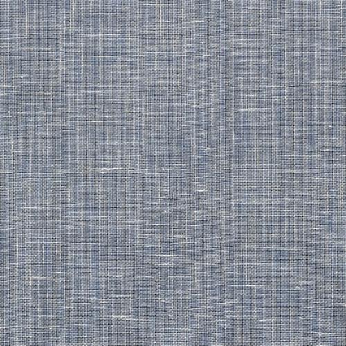 Papel pintado de estilo fibra natural liso en color azul oscuro Villa Garden Texture T10851