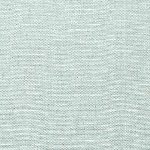Papel pintado de estilo fibra natural liso en color azul claro Villa Garden Texture T10852