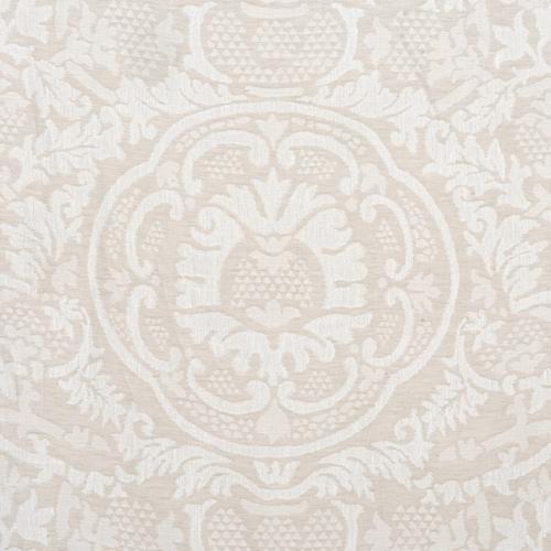 Tela de estilo damasco en color beige Earl Damask W710841